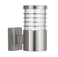 Picture of 1 Light Satin Silver Outdoor Wall Bracket