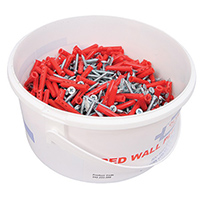 Picture of Plugs & Screws Tub