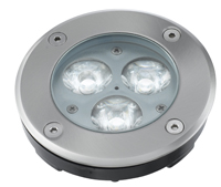 Picture of Stainless Steel LED Walkover Light