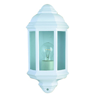 Picture of Outdoor & Porch White Wall Light Flush