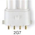 Picture for category 2G7 4 Pin Compact Fluorescent