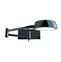 Picture of Black Chrome Adjustable Wall Bracket
