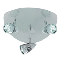 Picture of Falcon 3 Light Satin Silver