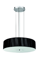 Picture of Black String 3 Light Pendant