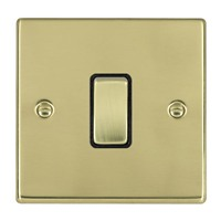 Picture of Hartland Polished Brass with Black Inserts