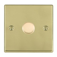 Picture of Hartland Polished Brass Rocker with White Surround
