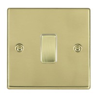 Picture of Hartland Polished Brass with White Inserts