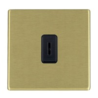 Picture of Hartland Screwless SB/BL 1 Gang 2 WAY 20AX Key Switch