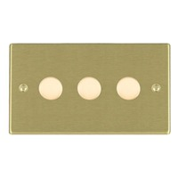 Picture of Hartland SB/BL 3 Gang 2 WAY 400W Resistive Dimmer