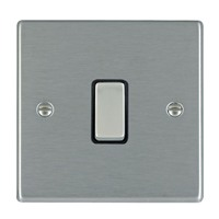 Picture of Hartland SS/BL 1 Gang 10AXPTM Retractive Rocker Switch