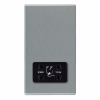 Picture of Hartland SS/BL Dual Voltage Shaver Socket