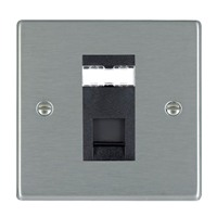Picture of Hartland SS/BL 1 Gang RJ45 CAT5e Outlet