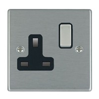 Picture of Hartland SS/BL 1 Gang 13A Switched Socket