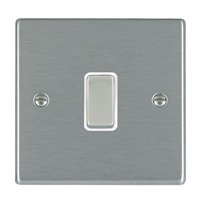 Picture of Hartland Satin Stainless Steel with White Inserts