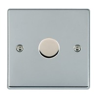 Picture of Hartland BC/WH 1 Gang 2 WAY 600W Resistive Dimmer