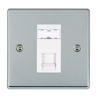 Picture of Hartland BC/WH 1 Gang RJ45 Outlet