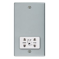 Picture of Hartland BC/WH Dual Voltage Shaver Socket