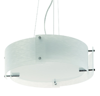 Picture of Madison 3 Light Ceiling Pendant Polished Chrome
