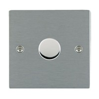Picture of Sheer SS/BL 1 Gang 2 WAY 300VA Inductive Dimmer