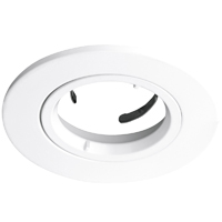 Picture of Fixed 90mm Universal Aluminium Downlight Bezel Accessory