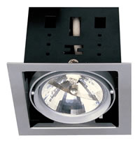 Picture of 12V ALU111 Adjustable Single Halogen Multiple