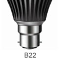 Picture for category B22 Bayonet Cap