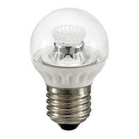 Picture of 4W LED Clear G45 Dimmable Bulb