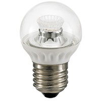 Picture of 4W LED Clear Non-Dimmable G45 Bulb