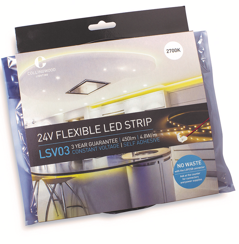 Picture for category Collingwood LED Strip