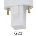 Picture for category G23 2 Pin Compact Fluorescent