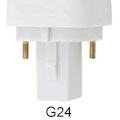 Picture for category G24 d1 d2 d3 2 Pin Compact Fluorescent