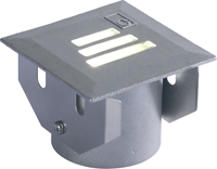 Picture of Square 30° Slotted LED Ground Light