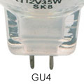 Picture for category GU4 Low Voltage Halogen