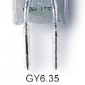 Picture for category GY6.35 Low Voltage Halogen