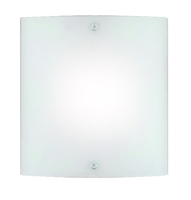 Picture of Square Glass 9W Wall Washer complete with Lamp