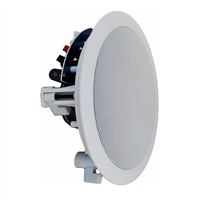 "Picture of Mercury Single 6 1/2"" White Ceiling Speaker"