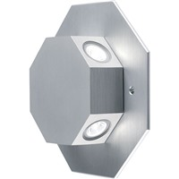 Picture of OCTOLED 4W Rotatable Octagonal LED Wall Light