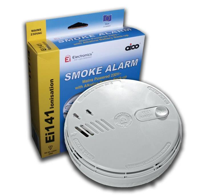 Picture for category Smoke Detectors