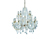 Picture of Marie Therese Style Chandelier including Glass Octagonal Droplets