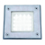 Picture of Square Chrome Walkover Light - White LED
