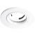 Picture of Fixed 90mm Universal Aluminium Downlight Bezel Accessory - White