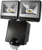Picture of 2x 8W LED Energy Saver PIR Floodlight - Black
