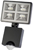 Picture of 32W LED Energy Saver PIR Floodlight (4x 8W LED Modules) – Black